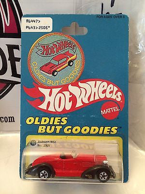 (TAS004373) - Hot Wheels Oldies but Goodies - Auburn 852 - No 2505, , Cars, Hot Wheels, The Angry Spider Vintage Toys & Collectibles Store
