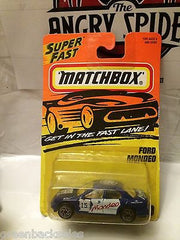 (TAS031523) - Matchbox Toy Car - Ford Mondeo, , Cars, Matchbox, The Angry Spider Vintage Toys & Collectibles Store
