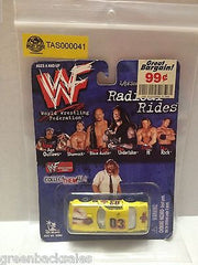 (TAS000041) - 1999 WWF Radical Rides Diecast Replica - Mankind, , Cars, WWF, The Angry Spider Vintage Toys & Collectibles Store  - 3
