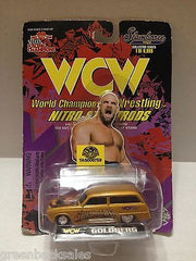 (TAS008759) - 1998 Racing Champions WCW Nitro-Street Rod Car - Goldberg, , Diecast-Modern Manufacture, Racing Champions, The Angry Spider Vintage Toys & Collectibles Store  - 3