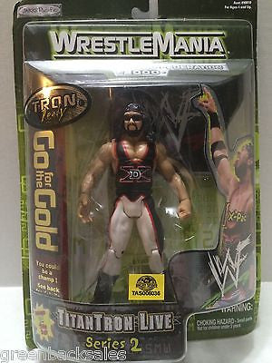 (TAS006036) - 2000 Jakks WWF WWE WrestleMania Action Figure - Series 2 X-Pac, , Action Figure, Wrestling, The Angry Spider Vintage Toys & Collectibles Store
