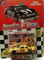 (TAS000973) - 1993 Racing Champions StockCar Nascar - Derrike Cope #98 Bojangles, , Trucks & Cars, Nascar, The Angry Spider Vintage Toys & Collectibles Store