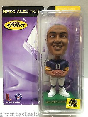 (TAS008651) - Collectible NFL Special Edition Bobbin' Bobbers - Daunte Culpe, , Bobblehead, NFL, The Angry Spider Vintage Toys & Collectibles Store