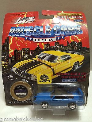 (TAS008772) -  Johnny Lightning Muscle Cars - 1970 Thunderbird, , Trucks & Cars, Johnny Lightning, The Angry Spider Vintage Toys & Collectibles Store