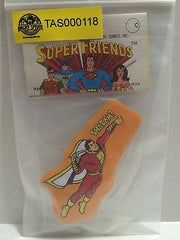 (TAS000118) - Super Friends DC Comics - Shazam! Pencil Sharpener, , Pencil, DC Comics, The Angry Spider Vintage Toys & Collectibles Store