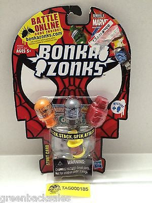 (TAS000185) - Bonka Zonks - Marvel Series 1 - Hulk The Thing, , Game, n/a, The Angry Spider Vintage Toys & Collectibles Store