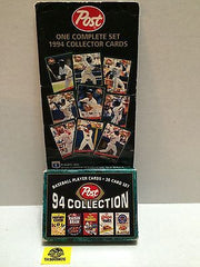 (TAS005625) - Post 1994 Collector Cards - 30 Card Set - Baseball Player Cards, , Trading Cards, MLB, The Angry Spider Vintage Toys & Collectibles Store