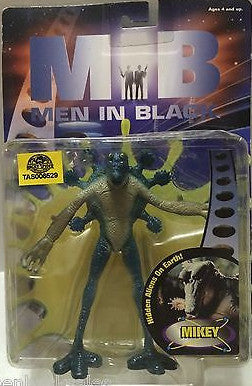 (TAS006529) - Men In Black Collectible Figure - Mikey, , Action Figure, n/a, The Angry Spider Vintage Toys & Collectibles Store