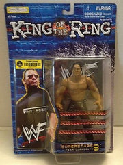 (TAS012599) - WWF WWE Vintage Wrestling Figure Jakks King of the Ring - The Rock, , Action Figure, Wrestling, The Angry Spider Vintage Toys & Collectibles Store  - 3