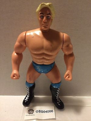 (TAS030838) - WWE WWF WCW NWO LJN Wrestling OSFTM Action Figure - Ric Flair, , Action Figure, Wrestling, The Angry Spider Vintage Toys & Collectibles Store