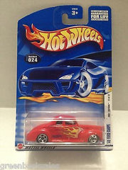 (TAS010223) - 2000 Mattel Hot Wheels Die Cast Replica - '40 Ford Coupe, , Trucks & Cars, Hot Wheels, The Angry Spider Vintage Toys & Collectibles Store  - 1