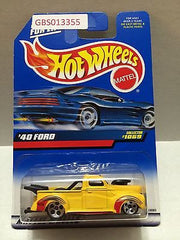 (TAS030913) - Mattel Hot Wheels Car - '40 Ford, , Cars, Hot Wheels, The Angry Spider Vintage Toys & Collectibles Store