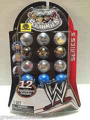 (TAS008449) - WWE Series 5 Squinkies - 12 Squinkies, , Action Figure, Wrestling, The Angry Spider Vintage Toys & Collectibles Store