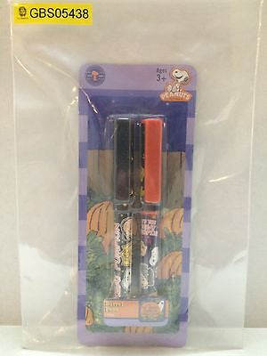 (TAS030403) - Peanuts - Barrel Pens 2 Pack, , Pen, Peanuts, The Angry Spider Vintage Toys & Collectibles Store