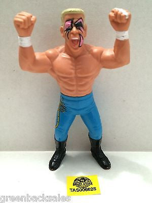(TAS006628) - WWE WWF WCW nWo Wrestling Galoobs Action Figure - Sting, , Action Figure, Wrestling, The Angry Spider Vintage Toys & Collectibles Store