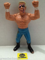 (TAS006606) - WWE WWF WCW nWo Wrestling Galoobs Action Figure - Sting, , Action Figure, Wrestling, The Angry Spider Vintage Toys & Collectibles Store