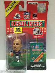 (TAS008088) - MLB NBA NFL NHL Headliners Sports Figure - Terry Glenn, , Action Figure, NFL, The Angry Spider Vintage Toys & Collectibles Store