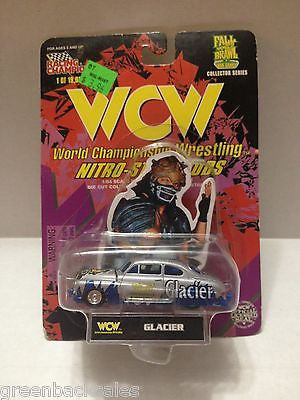 (TAS008977) - 1998 Racing Champions WCW Nitro-Street Rod Car - Glacier, , Diecast-Modern Manufacture, Racing Champions, The Angry Spider Vintage Toys & Collectibles Store  - 1