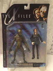 (TAS004669) - McFarlane Toys The X-Files TV Show Character - Agent Dana Scully, , Action Figure, McFarlane, The Angry Spider Vintage Toys & Collectibles Store