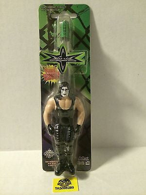 (TAS005280) - WWE WWF NWO WCW Wrestling Toothbrush - Sting, , Bath, Wrestling, The Angry Spider Vintage Toys & Collectibles Store
