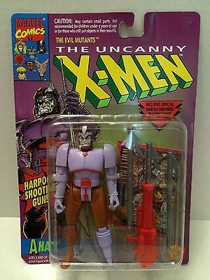 (TAS001147) - Marvel Comics The Uncanny X-Men Figure - AHat, , Action Figure, X-Men, The Angry Spider Vintage Toys & Collectibles Store