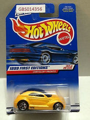 (TAS030977) - Hot Wheels Car - Chrysler Pronto, , Cars, Hot Wheels, The Angry Spider Vintage Toys & Collectibles Store