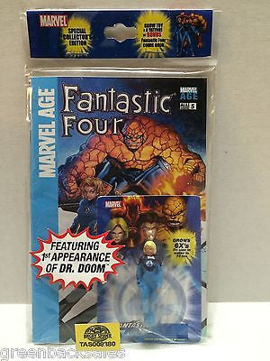 (TAS008380) - Collectible Marvel Special Collector's Edition Fantastic Four, , Action Figure, Marvel, The Angry Spider Vintage Toys & Collectibles Store