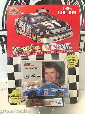 (TAS030480) - NASCAR Racing Champions Stock Car - #8, , Trucks & Cars, Racing Champions, The Angry Spider Vintage Toys & Collectibles Store