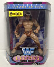 (TAS012538) - 1997 WWF WWE Legends of Wrestling Series 1 - Jimmy Snuka, , Wrestling, JAKKS Pacific, The Angry Spider Vintage Toys & Collectibles Store  - 3