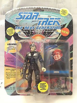(TAS001153) - Playmates Star Trek The Next Generation - Locutus, , Action Figure, Star Trek, The Angry Spider Vintage Toys & Collectibles Store