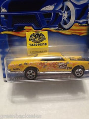 (TAS010318) - 2000 Mattel Hot Wheels Die Cast Replica - '67 Pontiac GTO, , Trucks & Cars, Hot Wheels, The Angry Spider Vintage Toys & Collectibles Store  - 3
