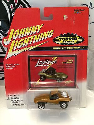 (TAS004271) - Johnny Lightning Replicas of Topper Originals - Sand Stormer, , Cars, Johnny Lightning, The Angry Spider Vintage Toys & Collectibles Store