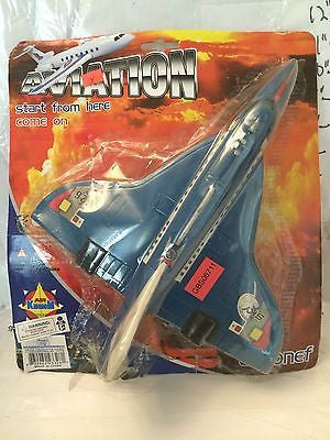 (TAS030498) - Vintage Toy Aviation Airplane, , Planes, Varies, The Angry Spider Vintage Toys & Collectibles Store