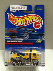 (TAS030996) - Mattel Hot Wheels Car - Rig Wrecker, , Cars, Hot Wheels, The Angry Spider Vintage Toys & Collectibles Store