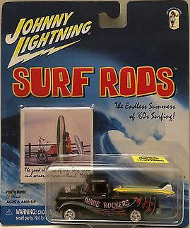 (TAS003480) - Johnny Lightning Surf Rods - Wave Rockers, , Trucks & Cars, Johnny Lightning, The Angry Spider Vintage Toys & Collectibles Store
