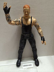 (TAS031261) - WWF WWE WCW Jakks Wrestling Action Figure - The Undertaker, , Action Figure, Wrestling, The Angry Spider Vintage Toys & Collectibles Store