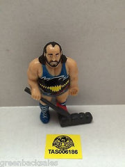 (TAS006186) - WWE WWF WCW nWo Wrestling PVC Hockey Player Figure - Earthquake, , Action Figure, n/a, The Angry Spider Vintage Toys & Collectibles Store