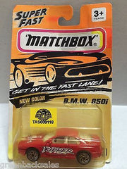 (TAS009118) - Matchbox Racing Car - B.M.W. 850i, , Sports, Varies, The Angry Spider Vintage Toys & Collectibles Store