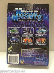 (TAS010245) - 2000 Muscle Machines Die Cast Collectible Car - '69 Camaro, , Trucks & Cars, Muscle Machine, The Angry Spider Vintage Toys & Collectibles Store  - 2