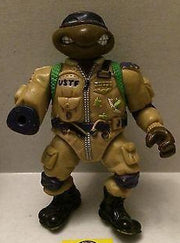 (TAS003794) - Playmates TMNT Teenage Mutant Ninja Turtle Figure - Donatello, , Sports, Varies, The Angry Spider Vintage Toys & Collectibles Store
