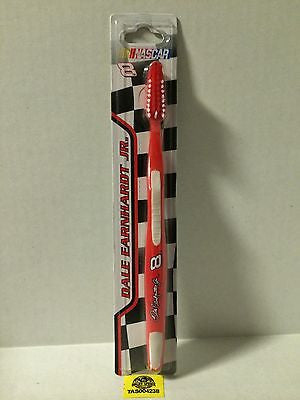 (TAS004238) - Nascar Toothbrush - Dale Earnhardt Jr. #8, , Bath, NASCAR, The Angry Spider Vintage Toys & Collectibles Store