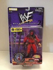(TAS012567) - WWF WWE Vintage Wrestling Figure - Jakks Shotgun Saturday - Kane, , Action Figure, Wrestling, The Angry Spider Vintage Toys & Collectibles Store  - 3