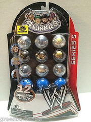 (TAS008485) - WWE Series 5 Squinkies - 12 Squinkies, , Action Figure, Wrestling, The Angry Spider Vintage Toys & Collectibles Store