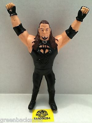 (TAS005254) - WWE WWF WCW nWo Wrestling Bend-Ems Action Figure - The Undertaker, , Sports, Varies, The Angry Spider Vintage Toys & Collectibles Store