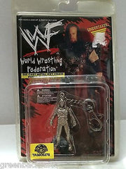 (TAS005378) - WWE WWF WCW Wrestling Die Cast Key Chain - Undertaker, , Keychain, Wrestling, The Angry Spider Vintage Toys & Collectibles Store