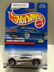 (TAS030972) - Mattel Hot Wheels Car - Avus Quattro, , Cars, Hot Wheels, The Angry Spider Vintage Toys & Collectibles Store