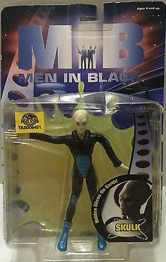 (TAS006451) - Men In Black Collectible Action Figure - Alien Skulk, , Action Figure, n/a, The Angry Spider Vintage Toys & Collectibles Store