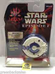 (TAS006565) - Star Wars Episode I - Trade Federation Battleship Yo-Yo, , Yo-Yo, Star Wars, The Angry Spider Vintage Toys & Collectibles Store