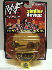 (TAS008542) - WWF Similar Device Fast Action Mini Skateboard - Mankind, , Action Figure, Wrestling, The Angry Spider Vintage Toys & Collectibles Store