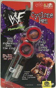(TAS008079) - WWE PowerPenz Cyclone Pen - Steve Austin & Undertaker, , Pen, Wrestling, The Angry Spider Vintage Toys & Collectibles Store